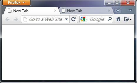 FXChrome, thème visuel pour Firefox 4