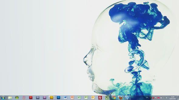 Capture d'écran - Diffusion thème visuel pour Windows 7