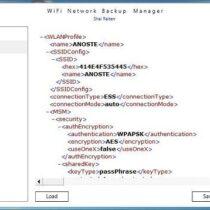 Sauvegarder / restaurer vos paramètres de configuration WIFI avec