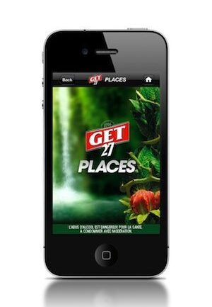 pr parer vos cocktails avec l application get 27 pour iphone. Black Bedroom Furniture Sets. Home Design Ideas