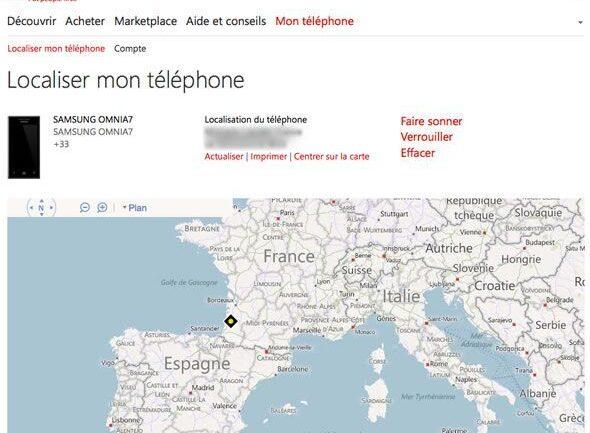 Localiser un portable avec son n° de telephone [Fermé]