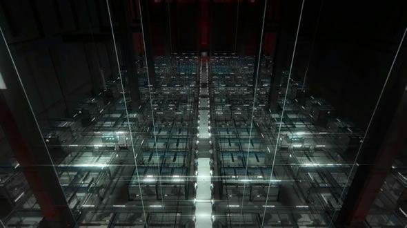 Capture d'écran - Lecture d'une vidéo d'Assasin's Creed Brotherhood avec Bink Player