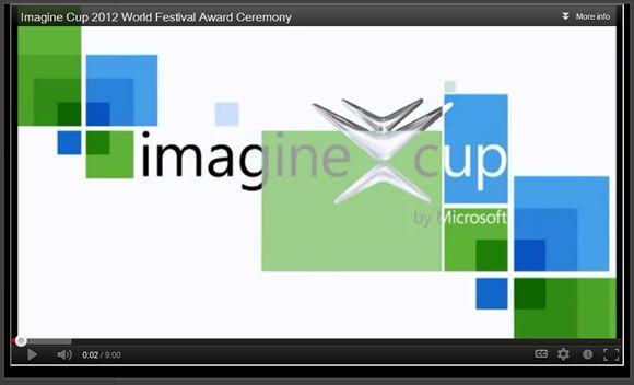 Capture d'écran - Visualisation d'une vidéo YouTube depuis Word 2013