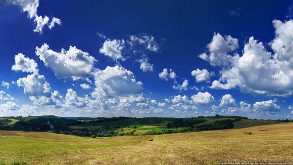 Fond d'écran - Hungarian Skies
