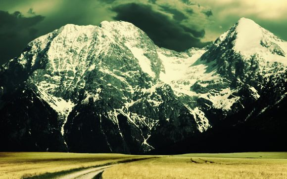 Fond d'écran - Mt Santa Chocobot