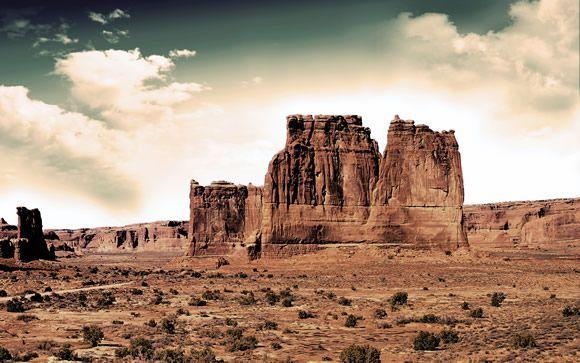 Fond d'écran - Nature Rock HD