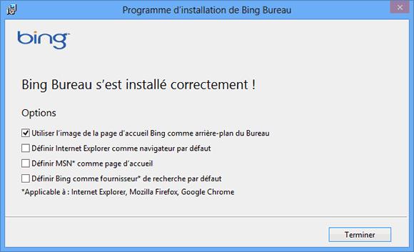 Bing desktop un nouveau fond d 39 cran hd tous les jours - Installer meteo sur bureau gratuit ...