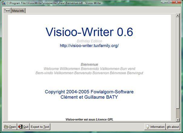 Lire vos fichiers openoffice writer avec office word 2007 - Ouvrir document open office avec word ...
