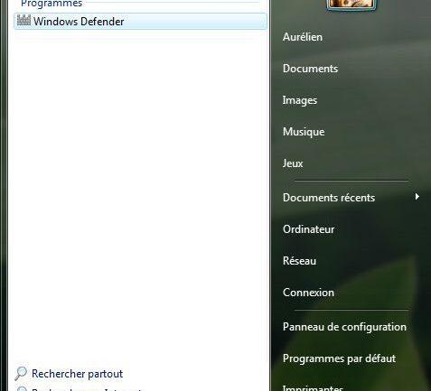 Update activer d sactiver windows defender sous windows vista ou seven - Activer office par telephone ...