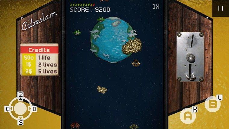 Capture d'écran - Space Shooter XY