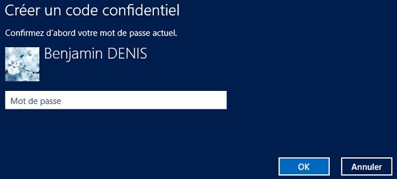 Capture d'écran - Vérification de sécurité