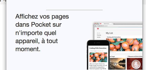 Firefox Pocket