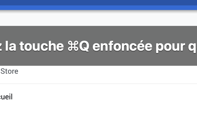 Capture d'écran - Confirmation de fermeture de Google Chrome