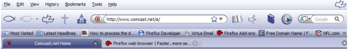Thème Bible Fox pour Firefox