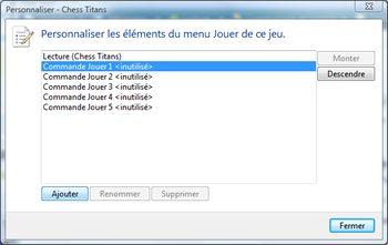 Capture d'écran - Ajouter une nouvelle commande personnalisée