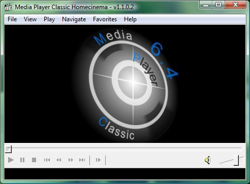 Capture d'écran - Media Player Classic Home Cinema