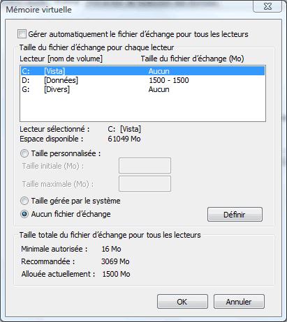 Dossier optimiser windows vista partie 5 l interface - Performances du bureau pour windows aero ...