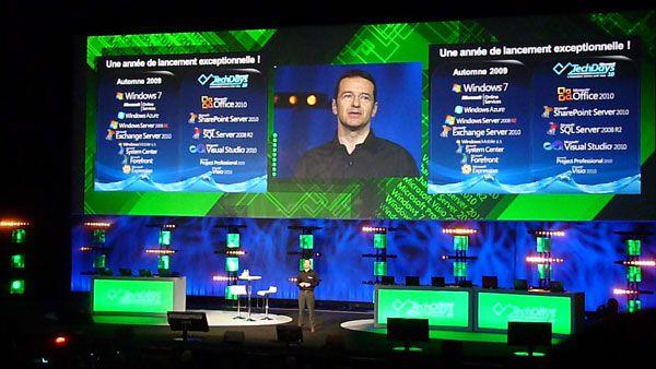 Capture d'écran - Microsoft a renouvelé toute sa gamme de produits en 2009-2010