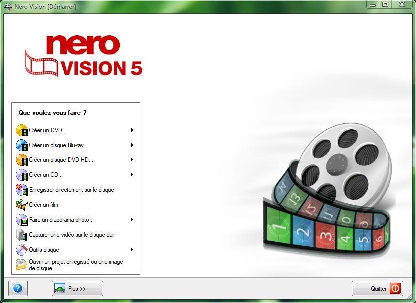Nero vision tv 1