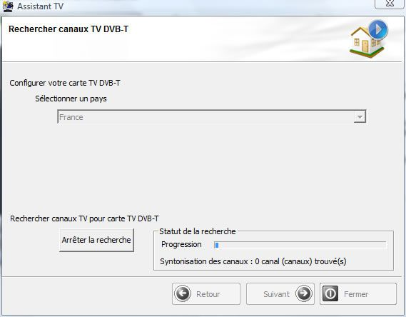 Capture d'écran - Nero Vision 5, menu principal