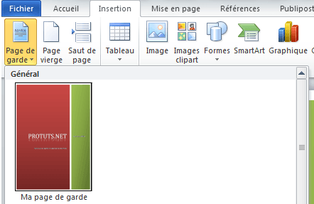 enregistrer word 2007 en pdf