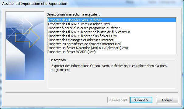 exporter facilement la totalit u00e9 de ses mails dans outlook