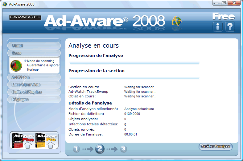 Exemple pour une analyse astucieuse
