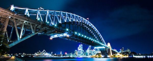 Fond d'écran - Sydney Harbour Bridge WP