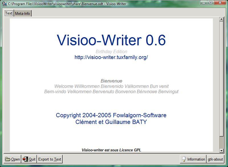 Lire vos fichiers openoffice writer avec office word 2007 - Convertir un fichier pdf en open office writer ...