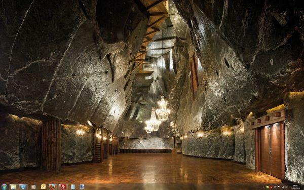 Capture d'écran - Thème Wieliczka pour Windows 7