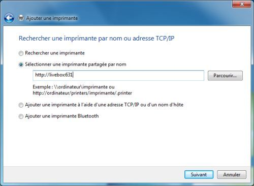 Installer Une Imprimante Reseau Sous Windows 7 Vista Protuts Net