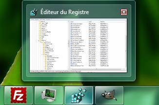 Comment afficher fenetre miniature windows 7 for Fenetre windows 7