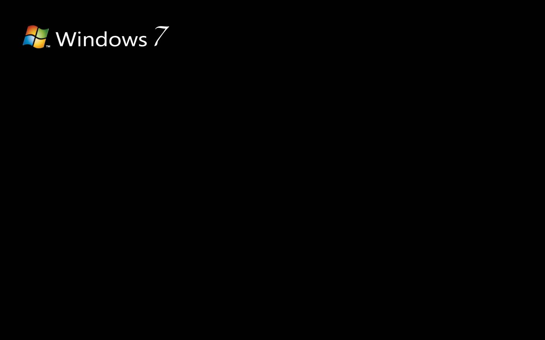 Capture d'écran - Ecran de veille de Windows Seven